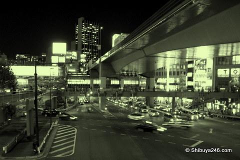 Shibuya Route 246